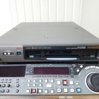 Digital betacam Player/rec - Betacam SP / SX / IMX player - H02/H12, Drum : 1300 hrs