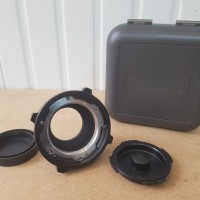 PL to E-Mount lens adapter