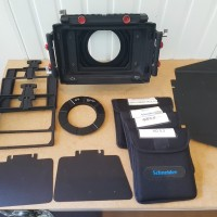 15mm and 19mm Complete Mattebox with 4 filters