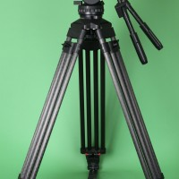 1 stage carbon legs tripod
