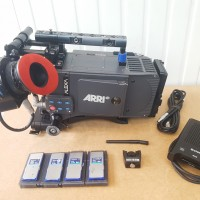 4940 hrs - with HighSpeed and Anamorphic licences