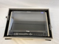 TVLogic LVM-173W 17 Monitor with case