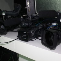 STUDIO MOBILE COMPLETE WITH 3 CAMERAS JVC HD KIT STREAMING OPERATIONNEL DIRECTLY - Image #2