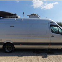 used Mercedes SNG VAN (used_2) – DSNG / SNG VEHICLE