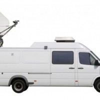 used Mercedes SNG VAN (used_3) – DSNG / SNG VEHICLE