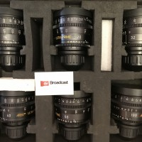 3 x sets of ARRI/ ZEISS Ultra Prime