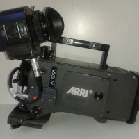 Alexa Classic + EVF-1 viewfinder. HSC board option included
