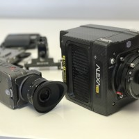 ALEXA MINI + AR and 4:3 Licenses + accesories