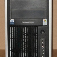 Media Composer 5 with HP XW8200 2 x XEON Pro Workstation AV Production Edit