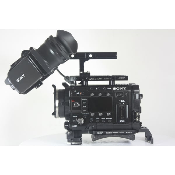 Sony PMW-F5 with ARRI broadcast plate set - Image #1