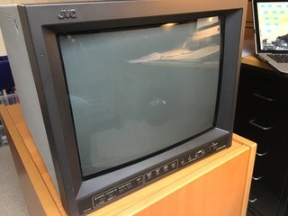 JVC Hi Resolution Monitor - Image #1