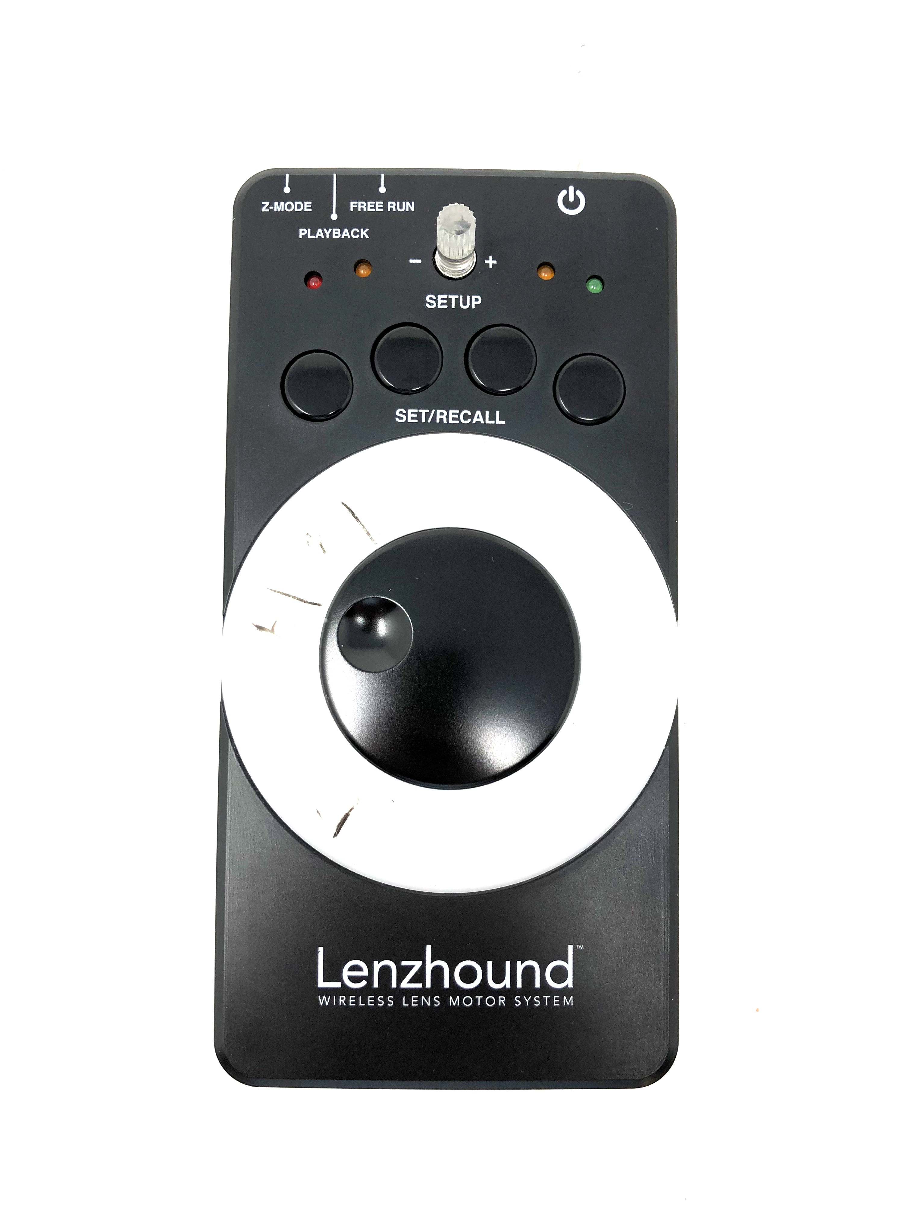 Lenzhound Electronic Programmable Lens Control / follow focus  - Image #1
