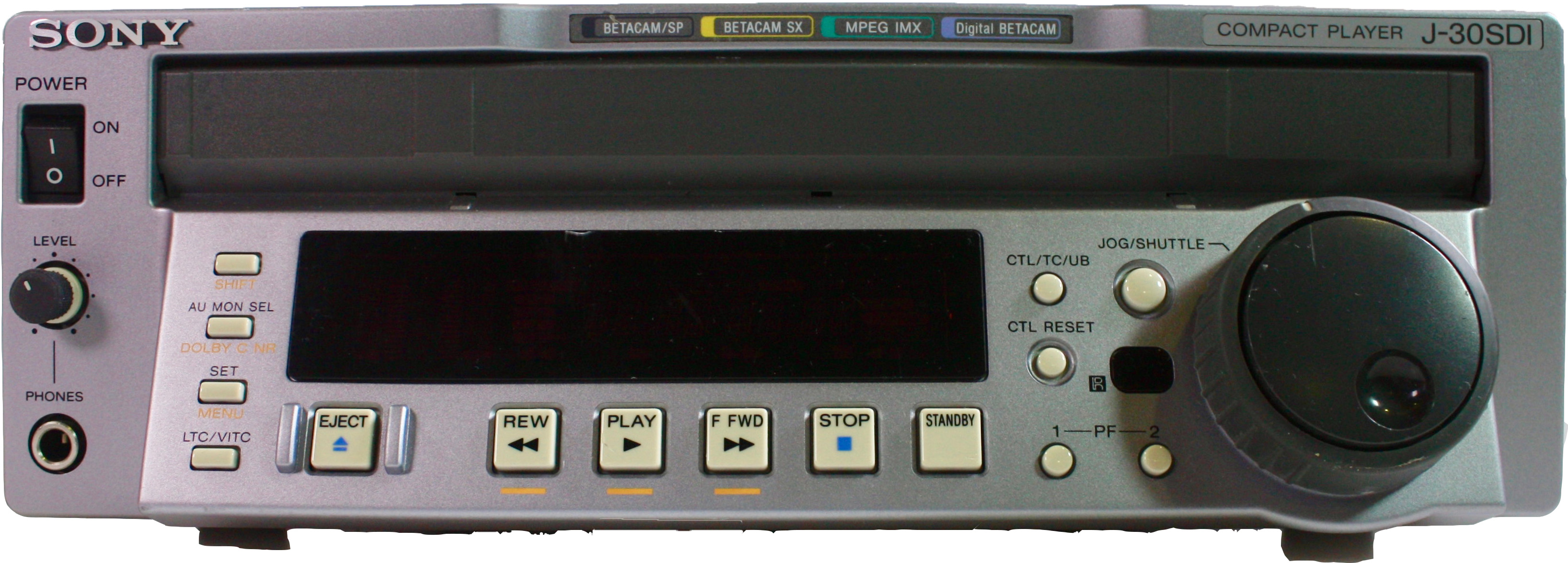 Sony J-30/SDI Compact Player - Image #1