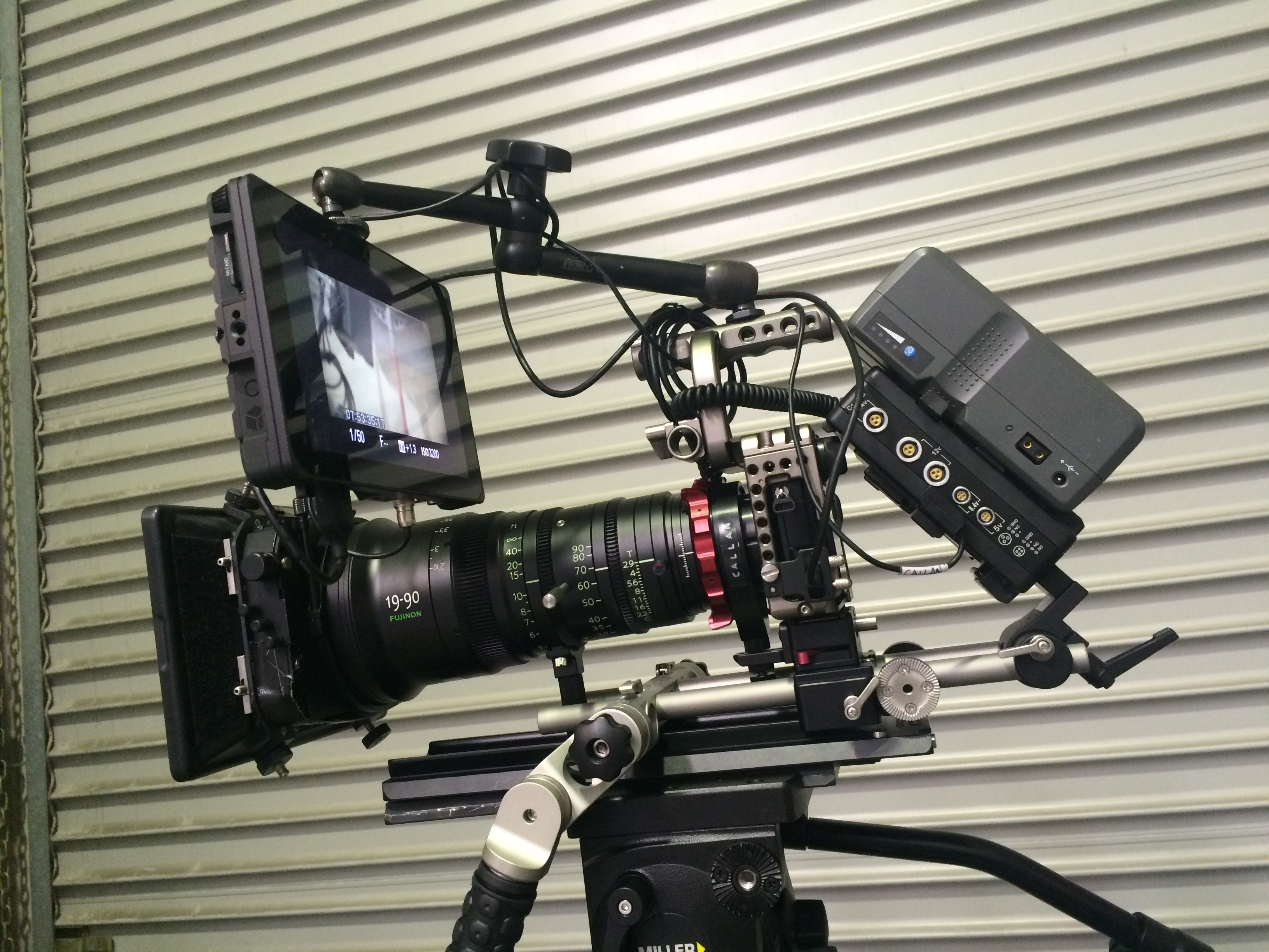 Sony A7sMk2/MoVcam Production Shooting Kit - Image #1