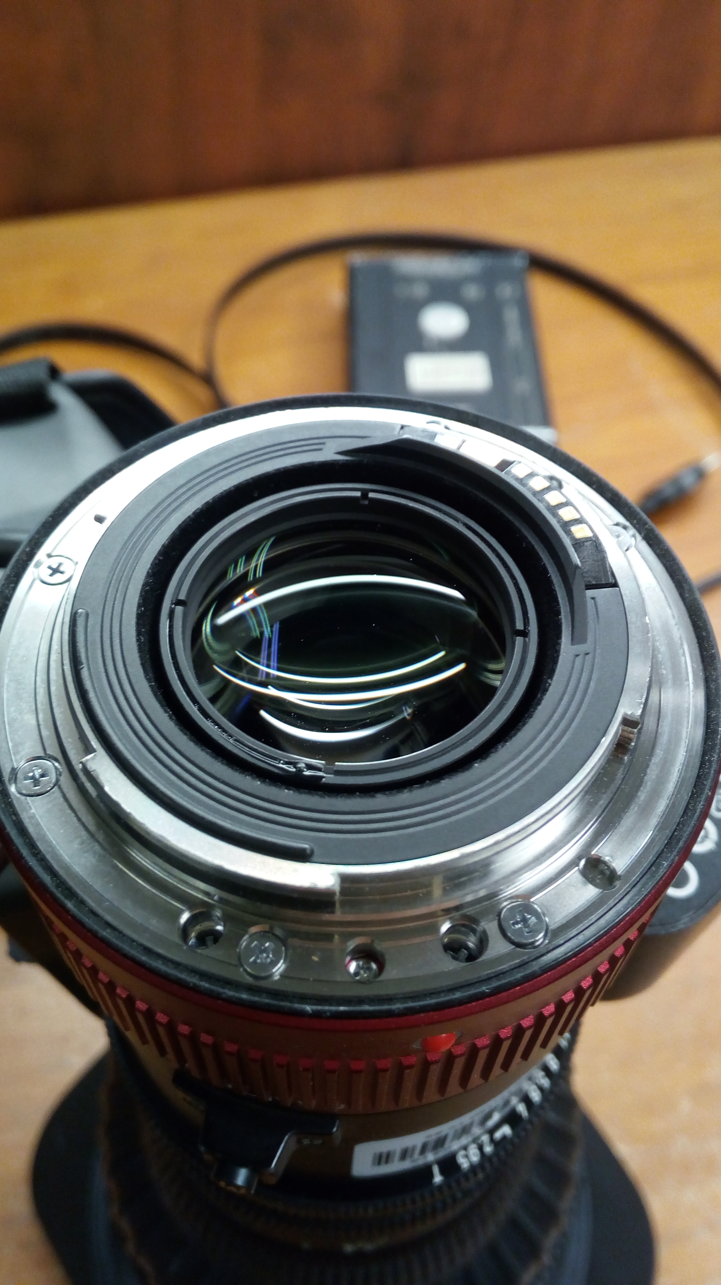 Canon CN7 17-120 Lens - Image #1