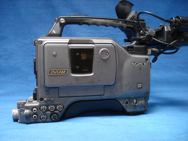 Sony Sony DSR 500WSP DVCAM PAL camcorder - Image #1