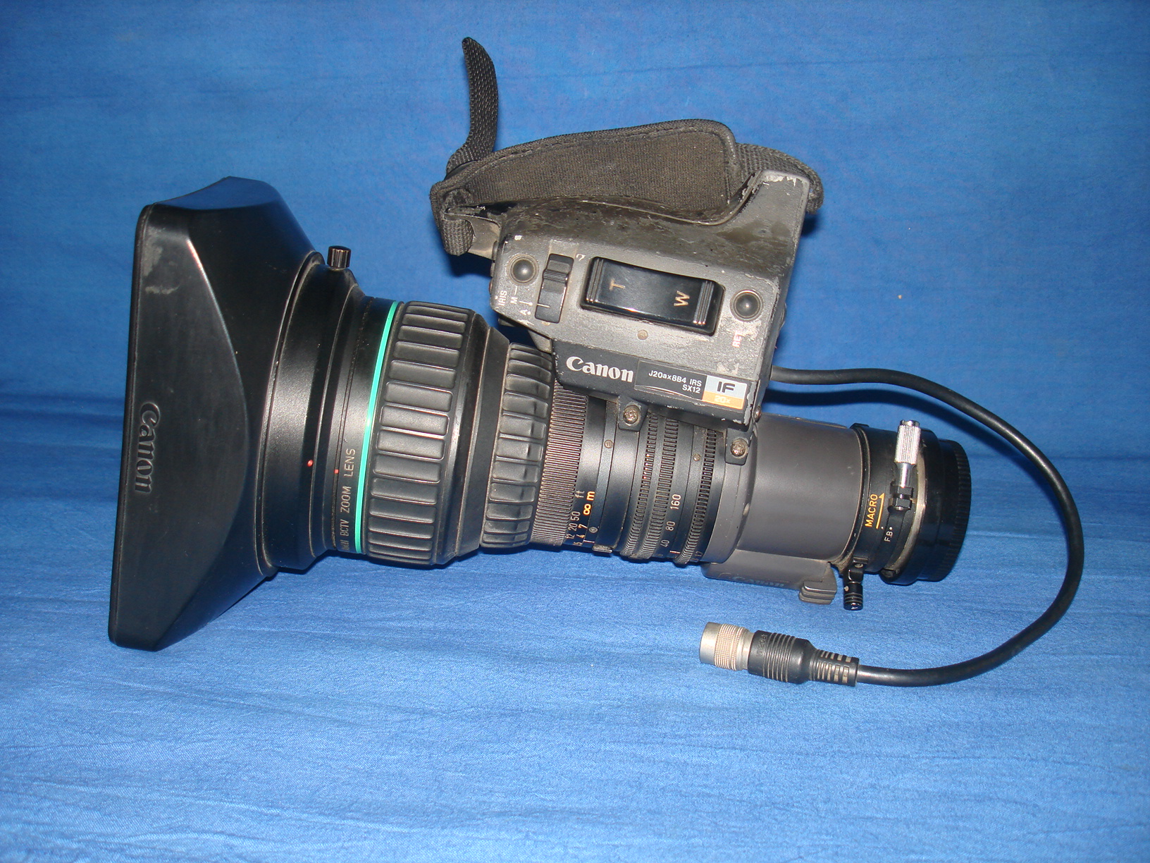 Canon Canon J20a X 8B4 WRS widescreen switchable version with doubler - Image #1