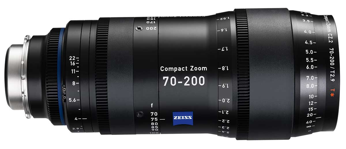 ZEISS Compact Zoom 70-200mm - Image #1