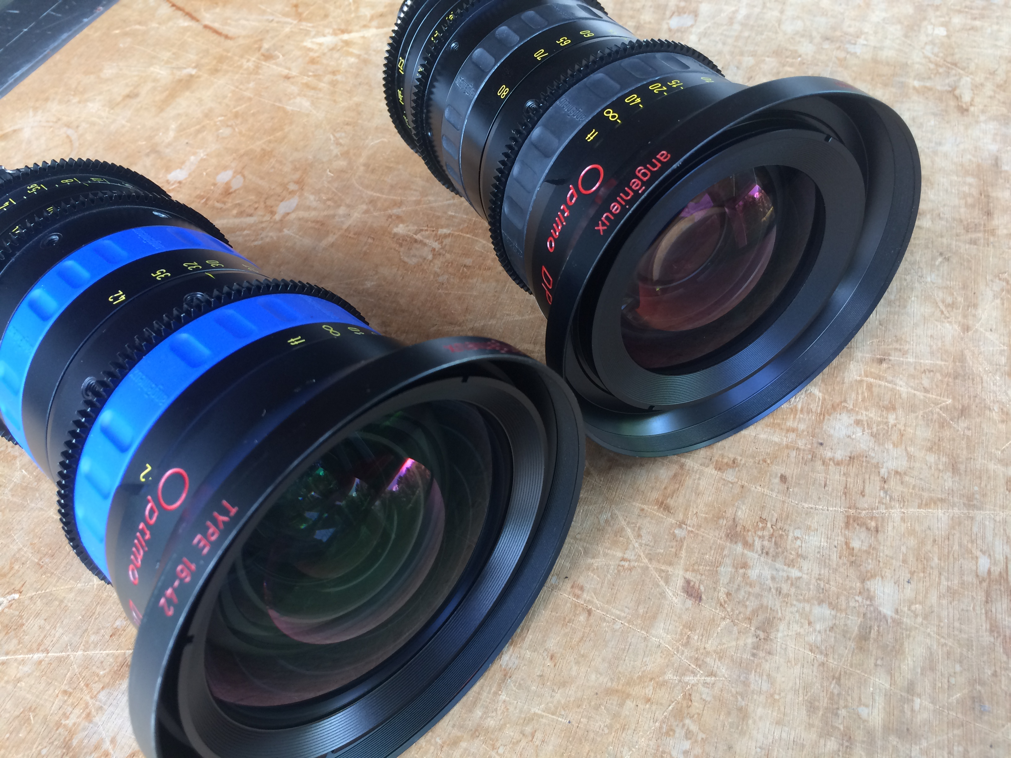 Angenieux Optimo DP 16-42mm Optimo DP 30-80mm Optimo DP 30-80mm  - Image #1