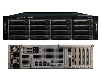 Avid Isis storgage System  Avid Isis 5000 64 TB storage system  - Image #1