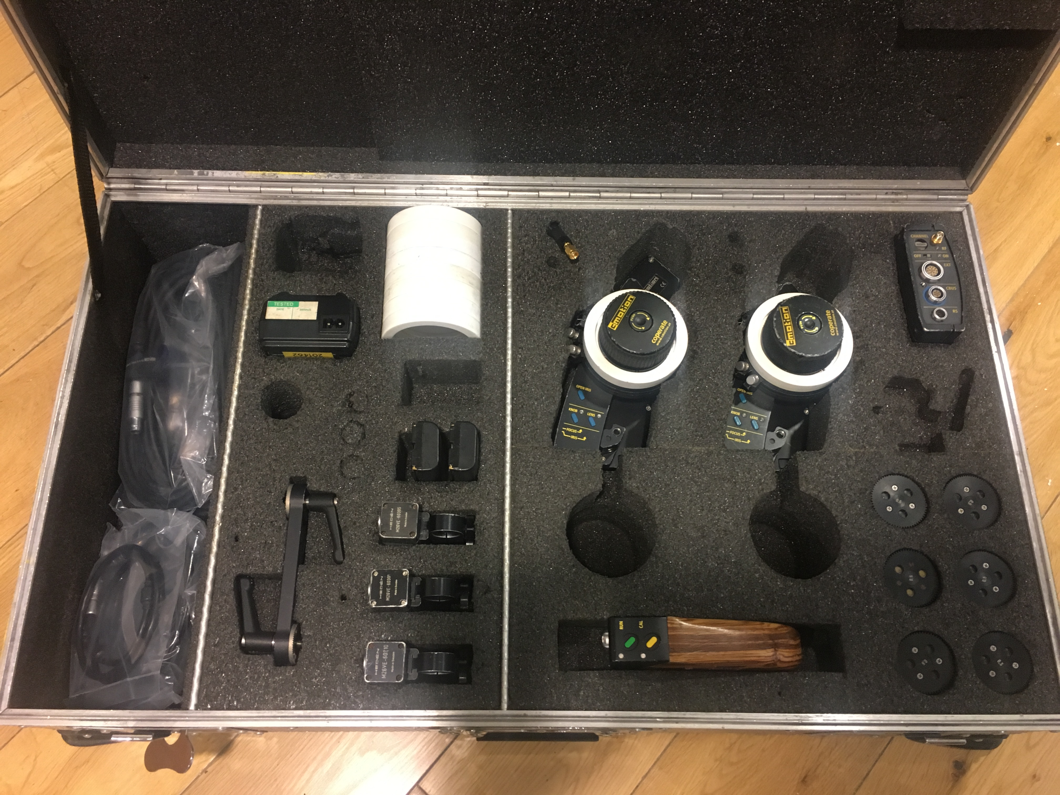 Cmotion Coperate Lens Control System Wireless lens control system Cmotion 3 kits available - Image #1