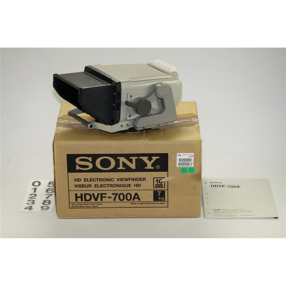 Sony HDVF-700A - Image #1