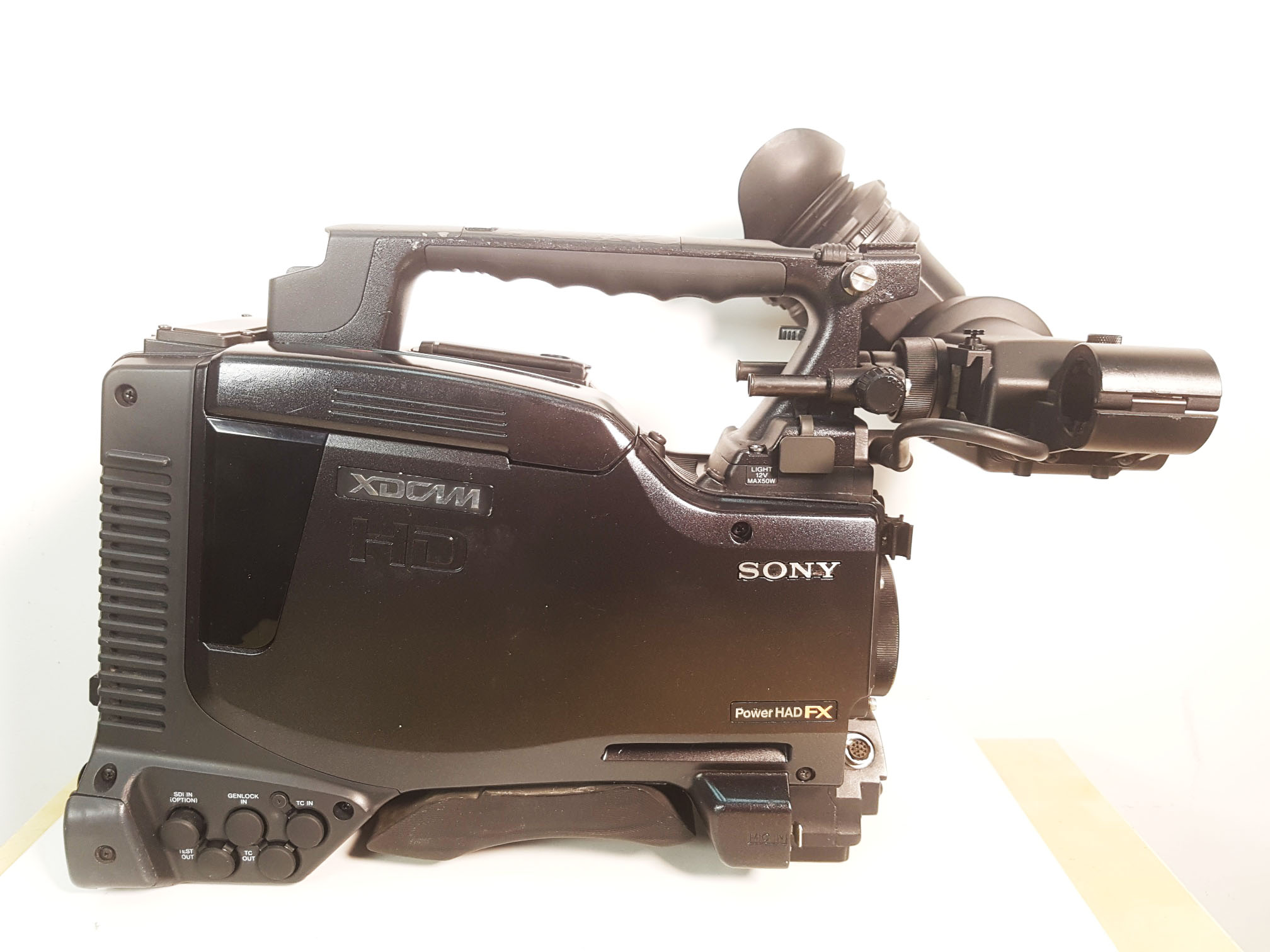 SONY PDW-700 + HDVF-200 - Image #1