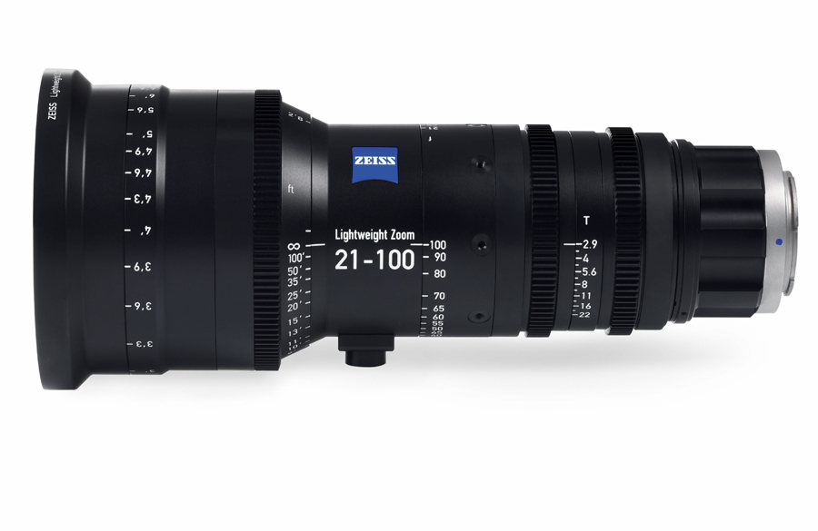 Zeiss 21-100mm - Image #1