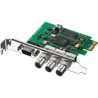 Blackmagic Design DeckLink SDI BDLKSDI SD & HD-SDI Capture Card MAC + PC