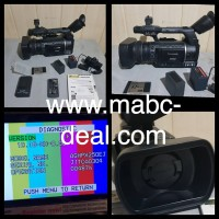 CAMERA  PANASONIC HPX 250 (487H) WITH ACCESSOIRES