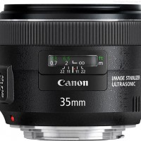 Canon EF 35mm f/2 IS USM Prime Lens
