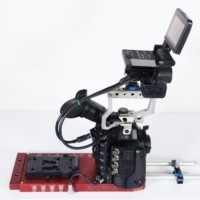 PL mount (not EF) camcorder with accessories