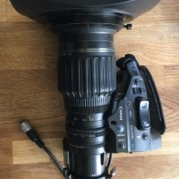 used Canon HJ14EX4.3BIRSE (used_1) – HD LENS