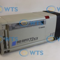 USED Canon XJ72 Lens Includes Controls and Support