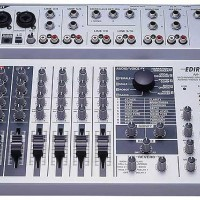 10-channel Mixer with Audio/Voice Effects