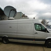 Full HD DSNG with 1.8m Antenna