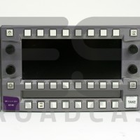 Touch screen branding control panel