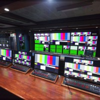 Moeyersons  Double Expanding HD Outside Broadcast Unit  - Image #5