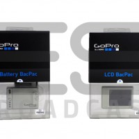 LCD Bac Pac and Battery Bac Pac