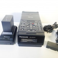 P2 HD recorder / card player with Charger / A/C adapter + 1 battery