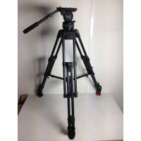Carbon fiber tripod with Mid-spreader , 100 mm bowl head - 3 months warranty