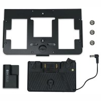 SmallHD Gold Mount Battery Bracket Kit