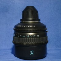 Sony 35 mm PL mount set of prime lenses