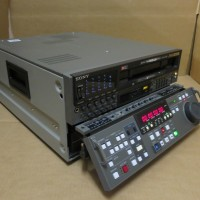 Sony DVW-A500P Digital Betacam Studio Video Cassette Digi Beta VTR SD BKDW-505