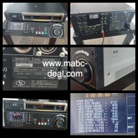 Sony HDCAM Sony HDW 1800 - LOW HOURS - 1999euros