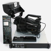 Digital Triax Broadcast Camera Channel