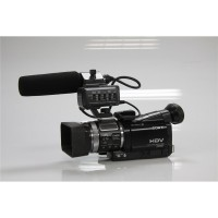 HVR-A1E (Used) Hdv Palm Camcorder