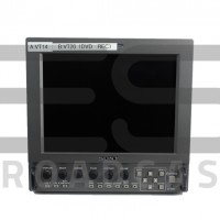 HD/SD YUV Broadcast field monitor