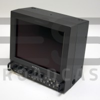HD / SD YUV broadcast field monitor