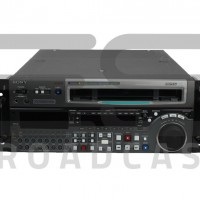 MPEG IMX Digital Recorder